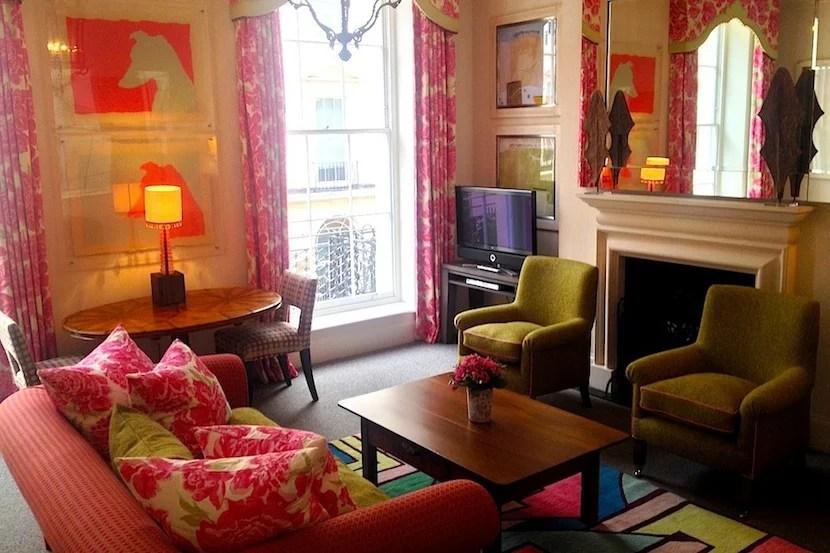 The Haymarket Hotel in London.