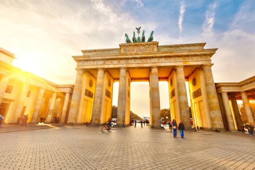 Brandenburg Gate (photo courtesy of S.Borisov via Shutterstock)
