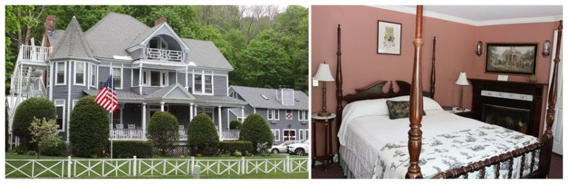 You won't earn loyalty points, but many boutique hotels and B&Bs (like the picturesque Cornell Inn in Lenox, MA) can be booked on Tingo.