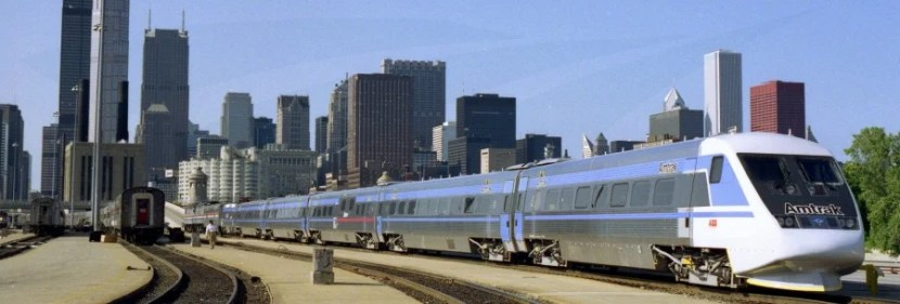 Amtrak Train Days is stopping in 20 U.S. cities, starting in Chicago. Photo courtesy of Flickr/courtesy of Loco Steve
