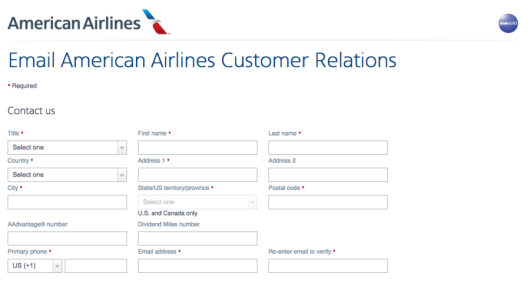 Contacting customer relations after an equipment downgrade could get you some bonus miles.