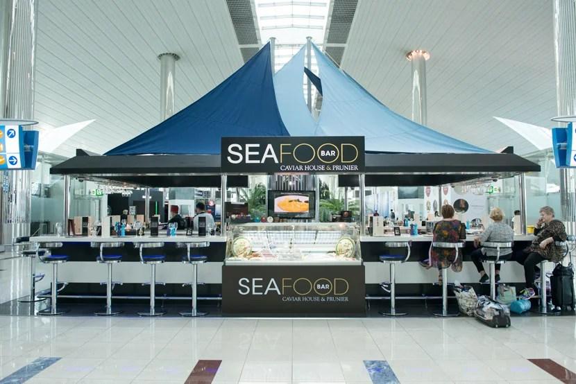 Caviar House & Prunier's Seafood Bar