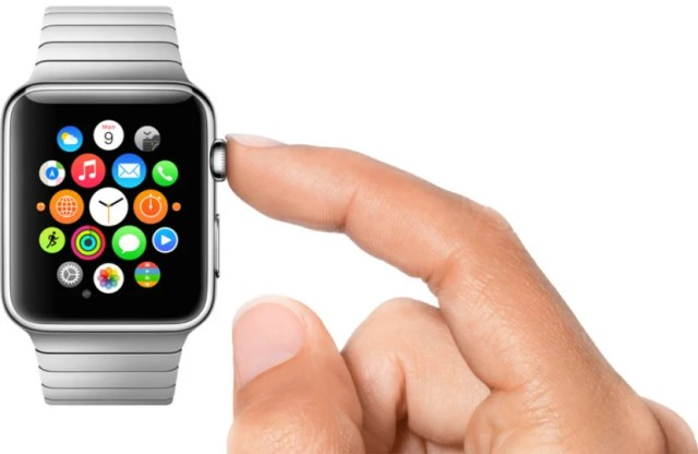 tiny screen apple watch