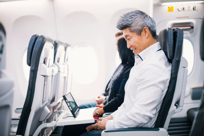 Alaska Airlines announced their new Preferred Plus seats this week.