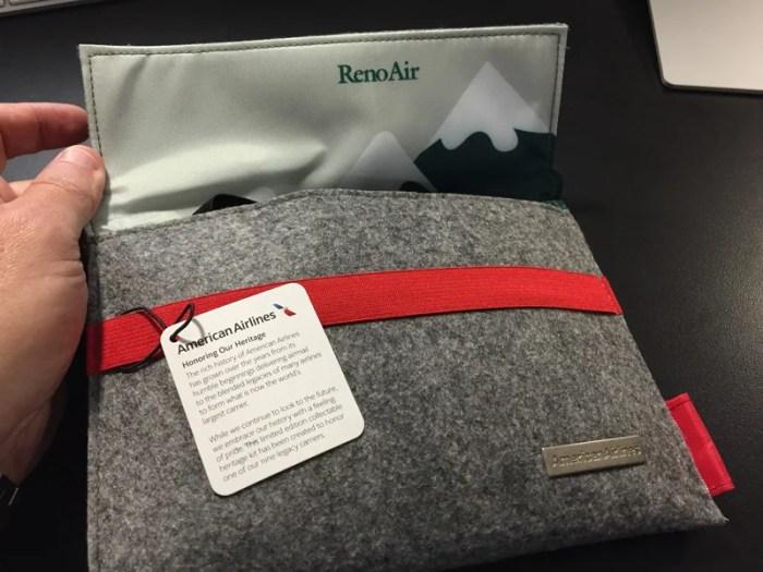 I got the Reno Air Heritage Amenity Kit—and I love it.