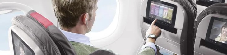 More in-flight entertainment options on American Airlines flights