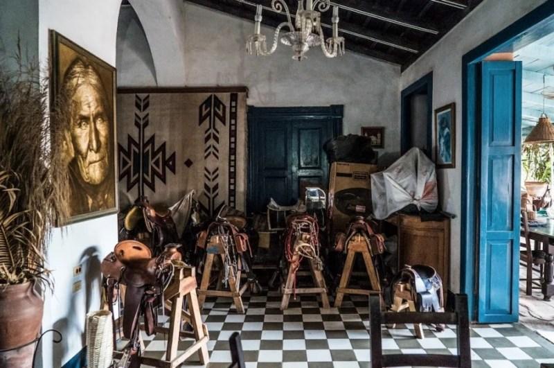 Casa Particulares: Finca Kenia, Trinidad