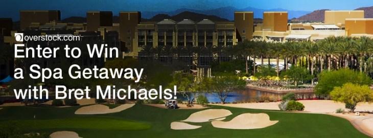 Win a spa getaway to Phoenix, Arizona