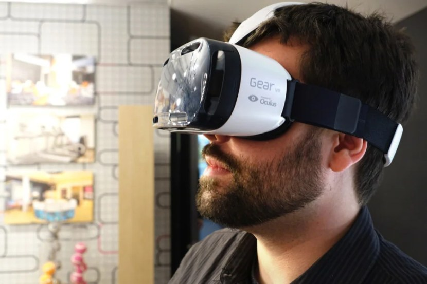 Samsung's Gear VR virtual-reality headset could let you experience local activities without leaving your hotel's lobby.