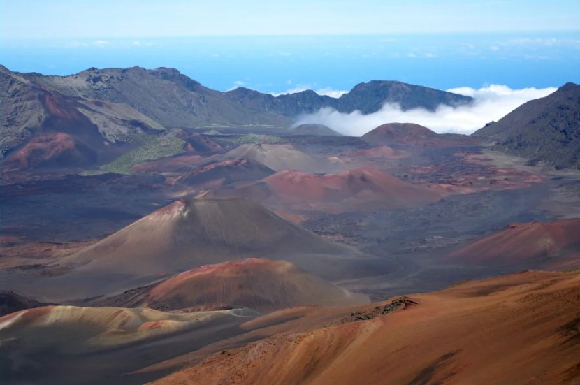 Haleakala, Maui, Hawaii. Photo by Lamoix/Flickr