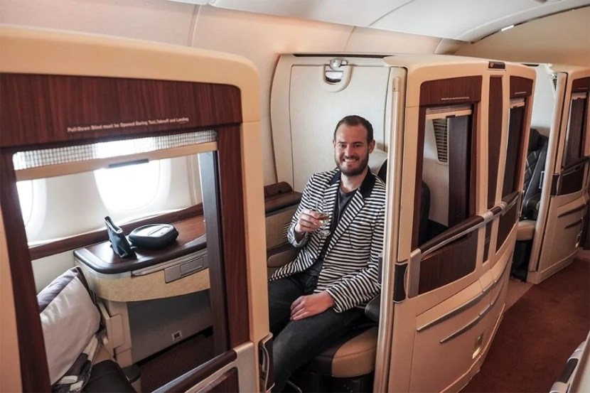 TPG loved his trip in Singapore First Class from Frankfurt-JFK.