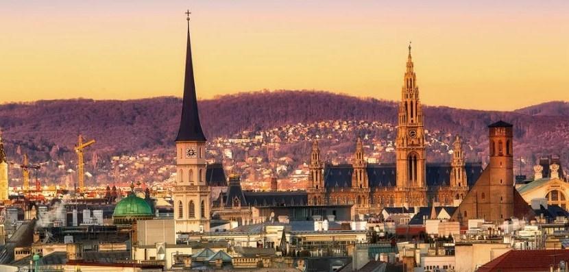Get 2,000 bonus Avios for European Marriott stays this summer, includingseveral properties in Vienna. Photo courtesy of Shutterstock.
