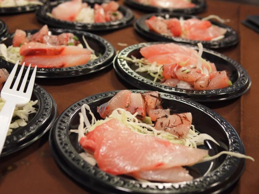The Hawaii Food and Wine Festival highlights ingredients local to the islands. Photo courtesy of Kanu Hawaii / Flickr.