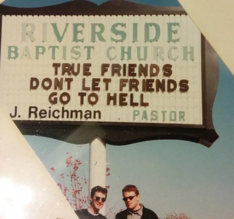 True Friends in Tulsa.
