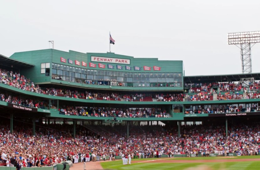 Fenway Park in Boston, Massachusetts. Photo courtesy of the stadium.