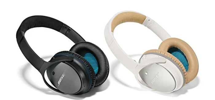 You can't beat a pair of Bose noise-canceling headphones!