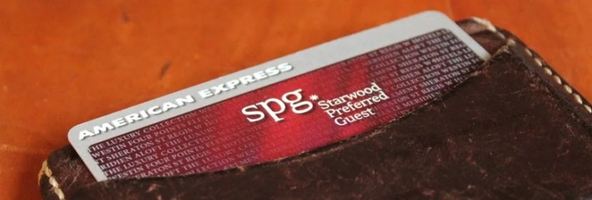 The incredible value of SPG points makes this hotel card useful, even not at hotels.