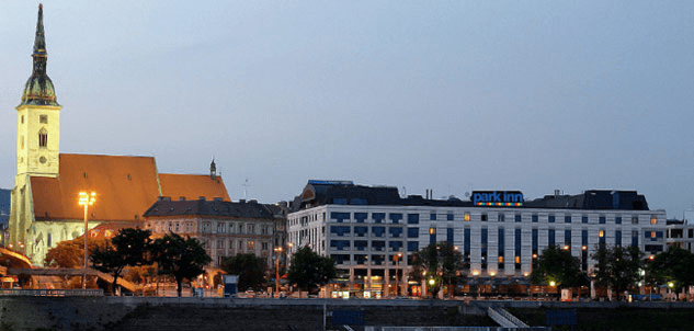 The Park Inn Bratislava is in a perfect spot for you to explore Slovakia's capitol.