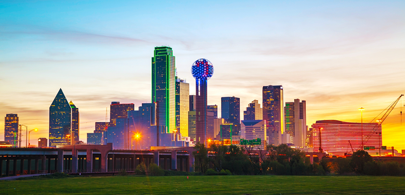 Southwest expanded its service in Dallas Love Field Image courtesy of Shutterstock.