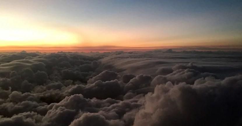 Living on a plane