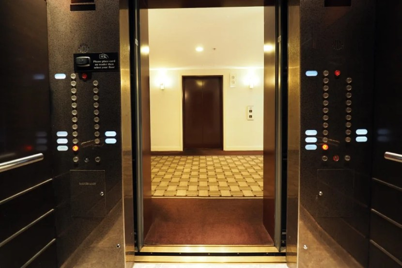 If your stay includes Club access, you'll probably be spending a lot of time in the Sheraton's elevators.