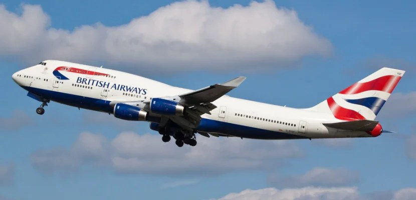 BA's entire long-haul fleet has rear-facing business-class seats.