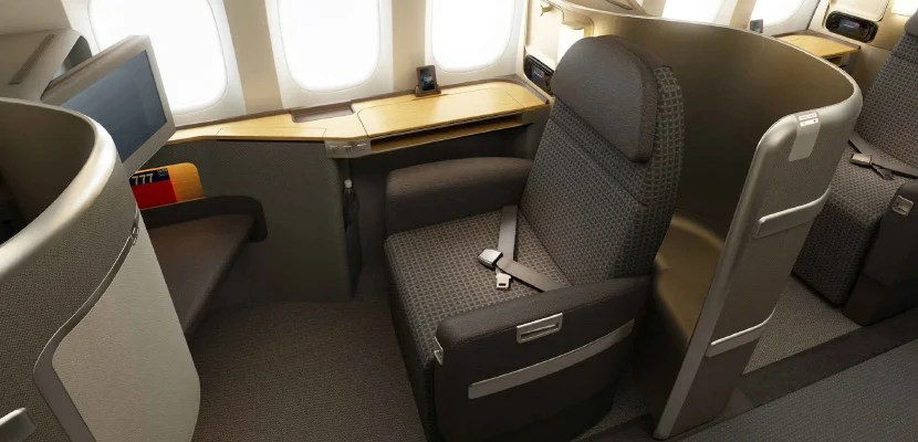 American Airlines First Class Featured