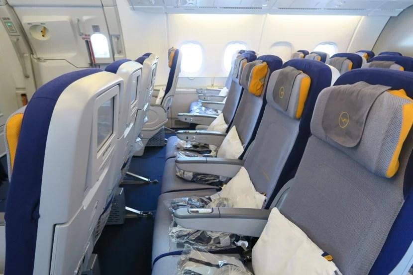 Flight Review Lufthansa A380 Economy Beijing To Frankfurt