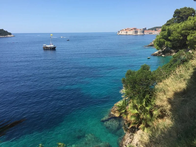 Dubrovnik coves