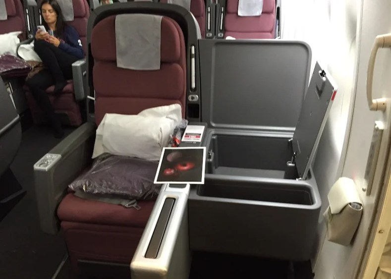 Check Qantas's new SFO-SYD route for business class availability. Photo by Eric Rosen.