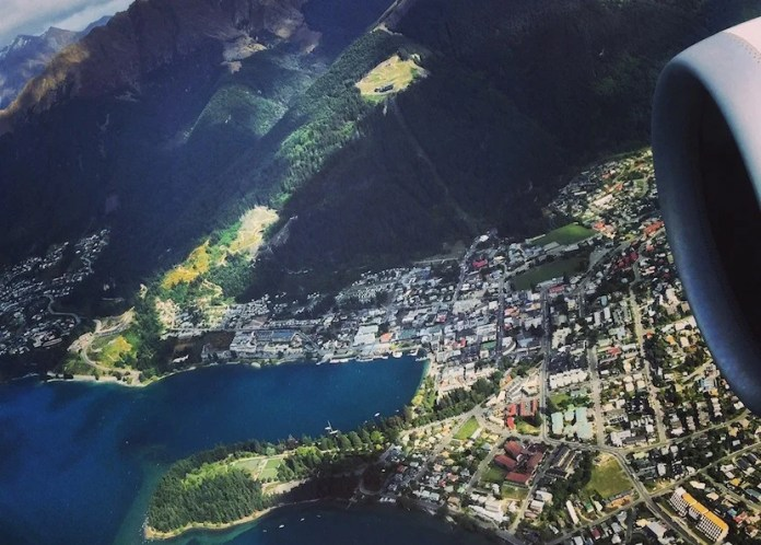 Plan a stop in Queenstown to go bungy jumping and wine-tasting in Central Otago. Photo by Eric Rosen.