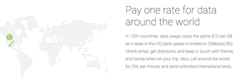 Get cheap data in 120+ countries.