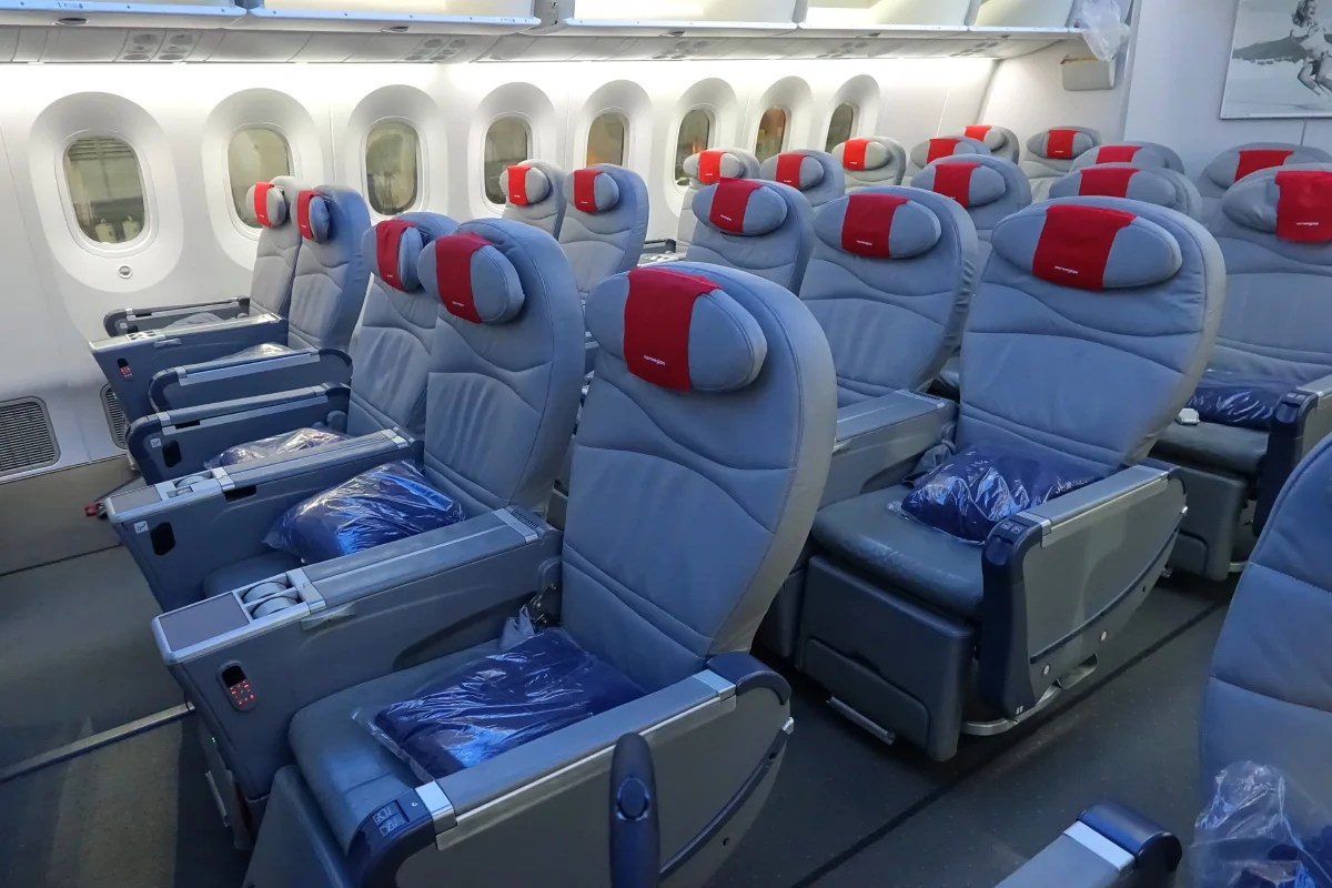 Norwegian Oslo Review Norwegian Air 787 Premium Class New York To Oslo