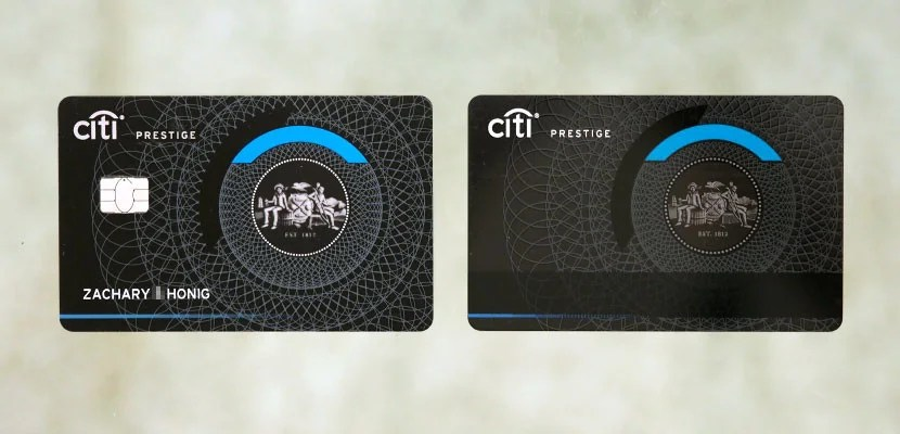 Citi Prestige Featured