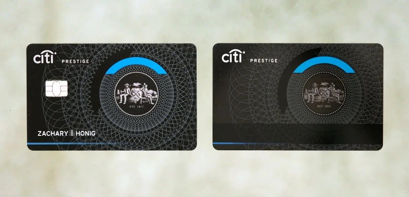 Citi Prestige Featured