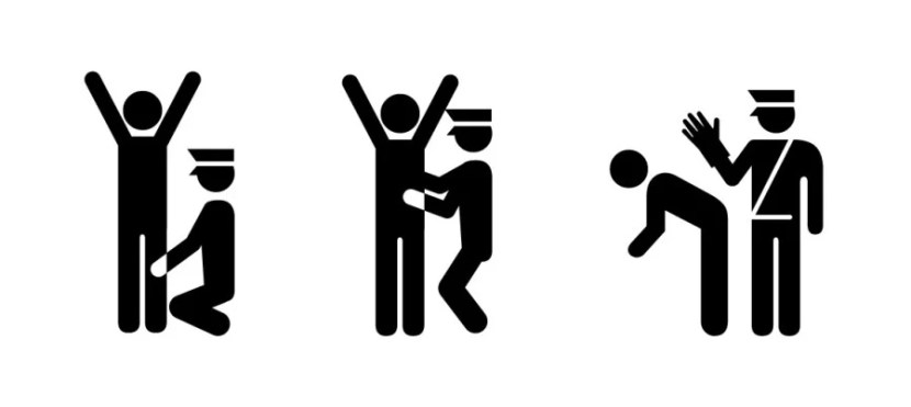"""Image courtesy of <a href=""""http://www.shutterstock.com/pic-156695750/stock-vector-people-icons-airport-transport-security-body-pat-down-and-cavity-search.html?src=GTVtiDO7uv4ZgXchr2d2HA-1-16"""">Shutterstock</a>."""