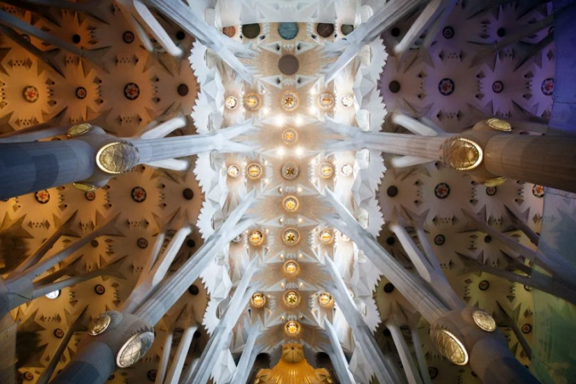 The Sagrada Família is an amazing spectacle lending itself to some fantastic photos – I could have made an entire post just from here!