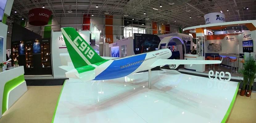 C919-plane