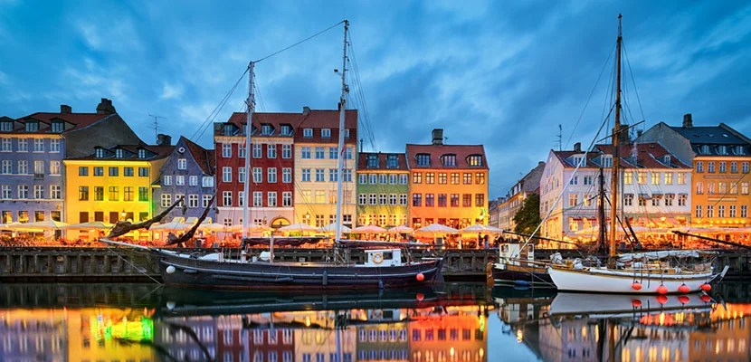 Doesn't a trip to Copenhagen sound amazing right about now?