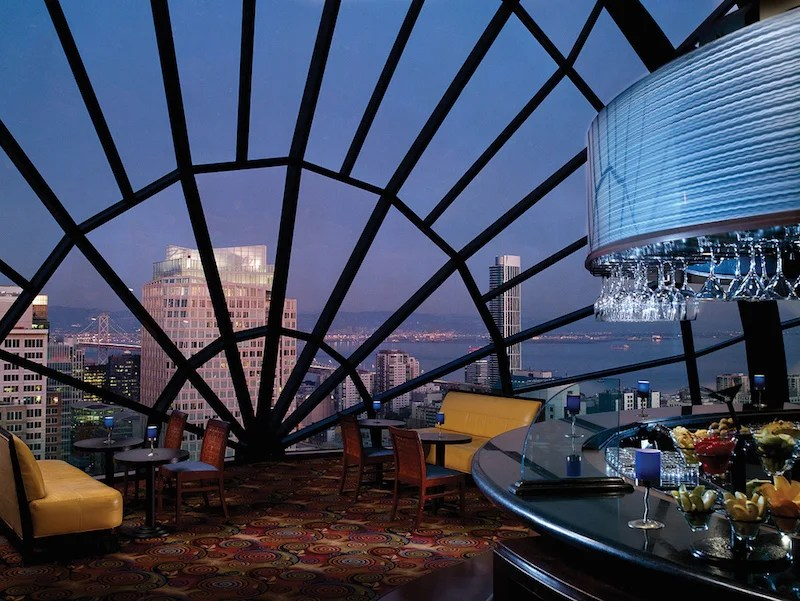 San Francisco's Marriott Marquis delivers The View