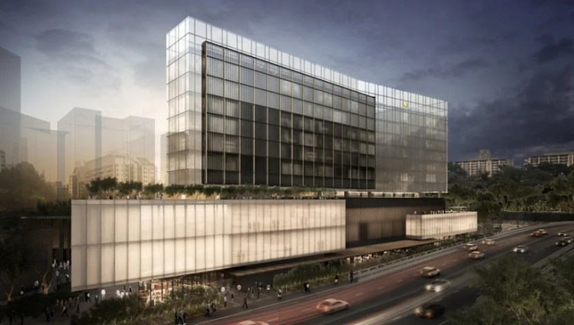 Intercontinental will open a second Singapore hotel on busy Robertson Quay. Image courtesy of IHG.