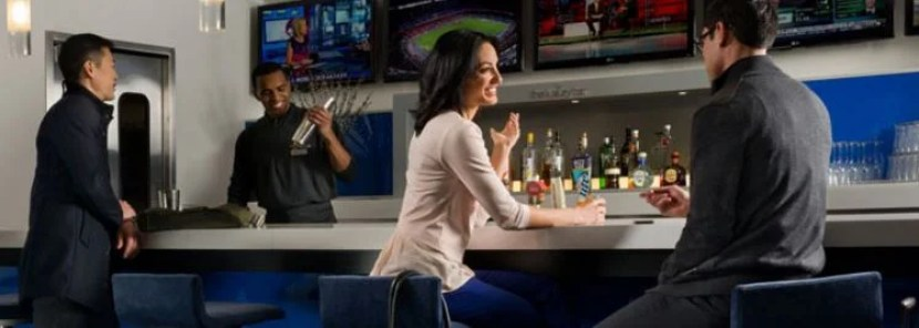 Use SkyMiles to pay for top shelf drinks at Delta Sky Clubs.