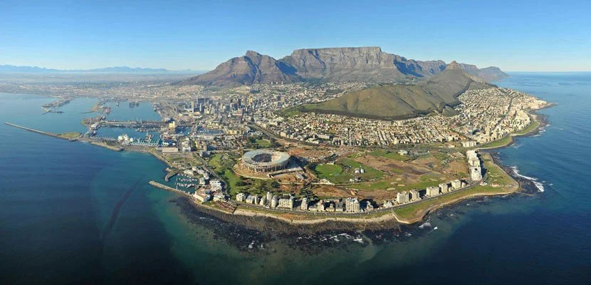 Image courtesy of Cape Town.