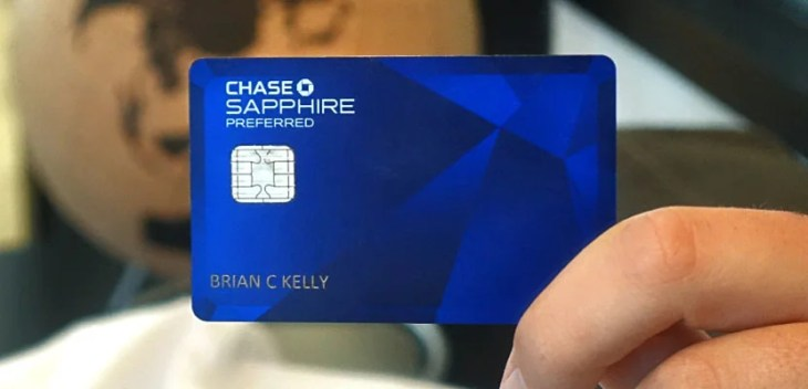 The Chase Sapphire Preferred card is my top pick this month.