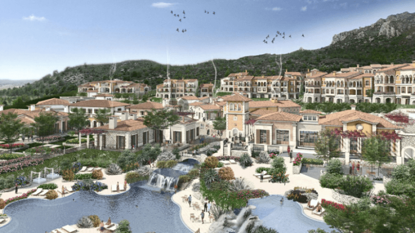 Park Hyatt is also bringing a luxury resort property to the Spanish island of Mallorca. Image courtesy of Hyatt.
