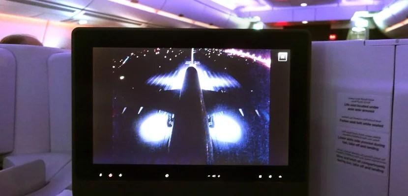 Qatar A350 takeoff featured