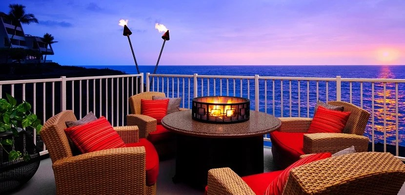 Sheraton Kona Hawaii Starwood SPG ocean bar featured
