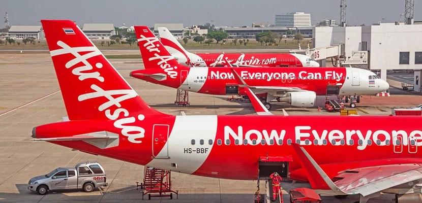 Air Asia plane