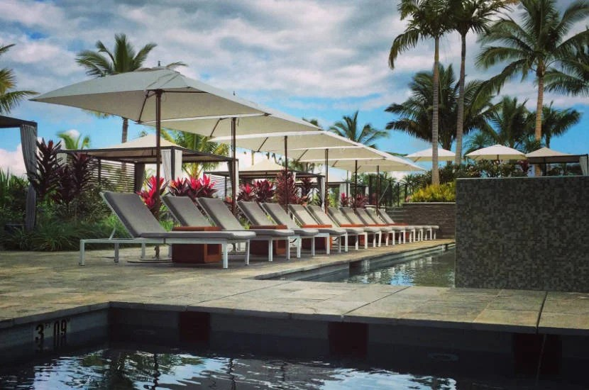 The Andaz Maui at Wailea Resort, a Category 6 property.