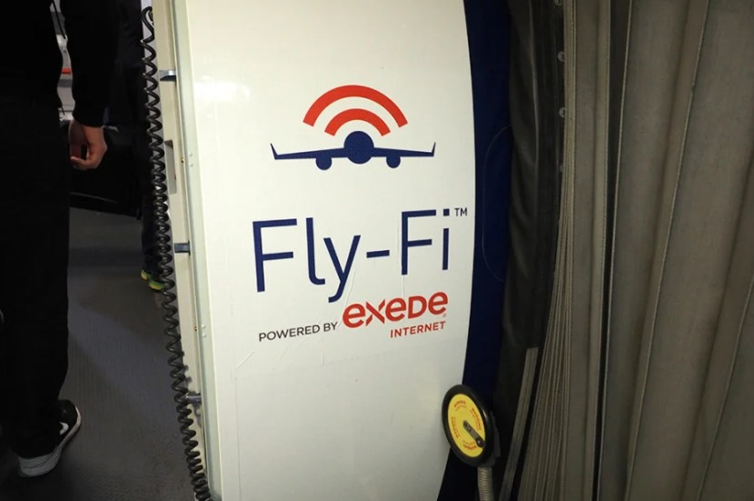 JetBlue's free Fly-Fi is an added bonus — but a bit spotty.